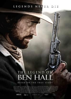 The Legend of Ben Hall - Australian Movie Poster (thumbnail)