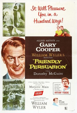 Friendly Persuasion - Movie Poster (thumbnail)