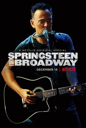 Springsteen on Broadway - Movie Poster (thumbnail)