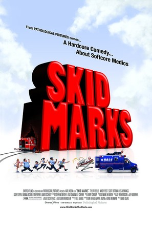 Skid Marks - Movie Poster (thumbnail)
