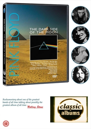 Classic Albums: Pink Floyd - The Making of 'The Dark Side of the Moon' - British Movie Cover (thumbnail)