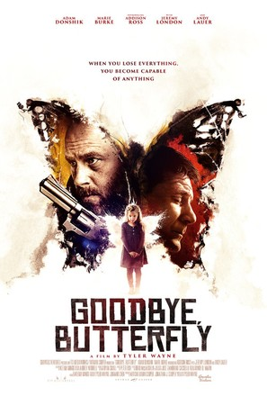 Goodbye, Butterfly - Movie Poster (thumbnail)