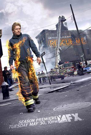 """""""Rescue Me"""" - Movie Poster (thumbnail)"""