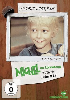 """Emil i Lönneberga"" - German DVD movie cover (thumbnail)"