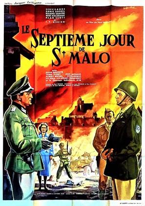 Le 7eme jour de Saint-Malo
