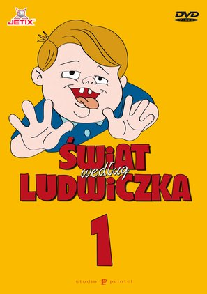 """""""Life with Louie"""" - Polish Movie Cover (thumbnail)"""