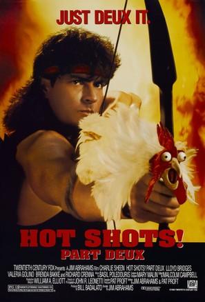 Hot Shots! Part Deux - Movie Poster (thumbnail)