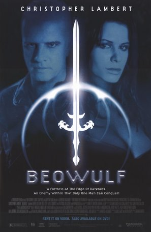 Beowulf - Video release poster (thumbnail)
