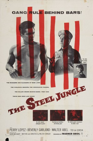 The Steel Jungle - Movie Poster (thumbnail)