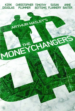 Arthur Hailey's the Moneychangers - DVD movie cover (thumbnail)