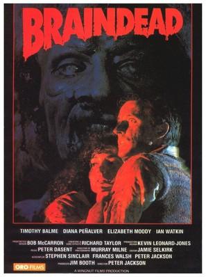 Braindead - Movie Poster (thumbnail)