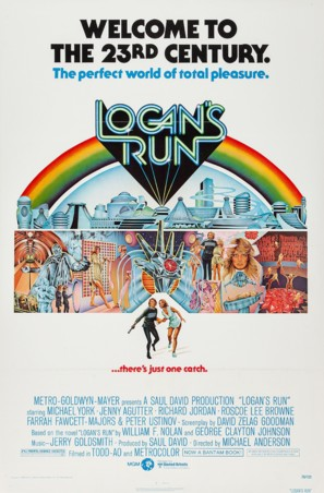 Logan's Run - Movie Poster (thumbnail)