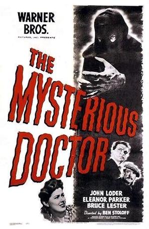 The Mysterious Doctor - Movie Poster (thumbnail)
