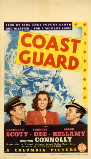 Coast Guard - Movie Poster (thumbnail)