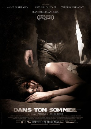 Dans ton sommeil - French Movie Poster (thumbnail)