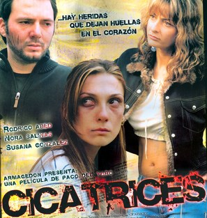 Cicatrices - Mexican poster (thumbnail)
