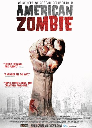 American Zombie - poster (thumbnail)
