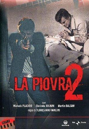 """La piovra 2"" - Italian Movie Cover (thumbnail)"