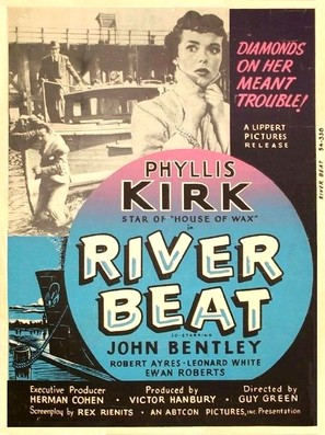 River Beat - Movie Poster (thumbnail)