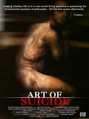 Art of Suicide - Movie Poster (thumbnail)