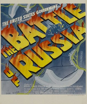 The Battle of Russia - Movie Poster (thumbnail)