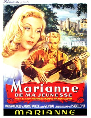 Marianne - Belgian Movie Poster (thumbnail)