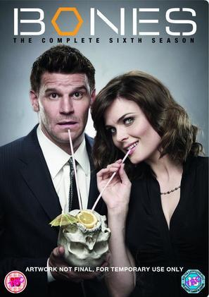 """Bones"" - British DVD movie cover (thumbnail)"