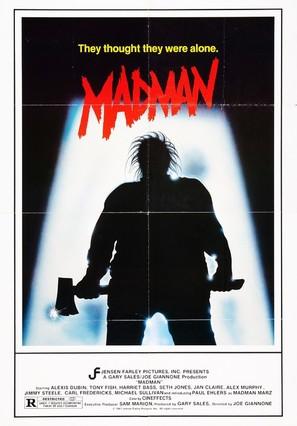 Madman - Movie Poster (thumbnail)