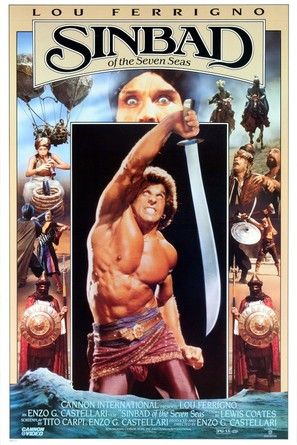 Sinbad of the Seven Seas - Movie Poster (thumbnail)