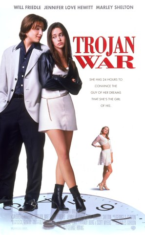 Trojan War - Movie Poster (thumbnail)