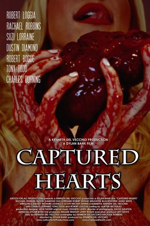 Captured Hearts - Movie Poster (thumbnail)