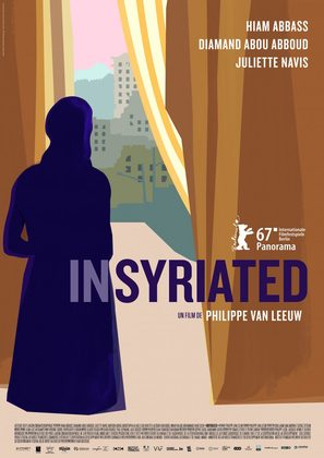 Insyriated - Belgian Movie Poster (thumbnail)
