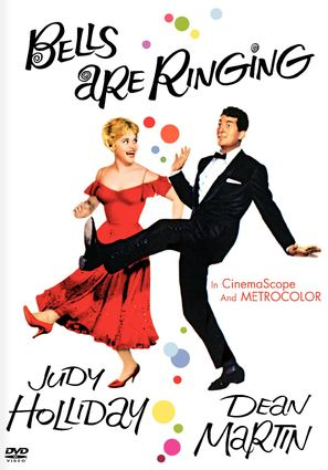 Bells Are Ringing - DVD cover (thumbnail)