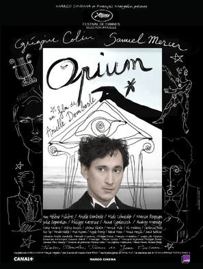 Opium - French Movie Poster (thumbnail)