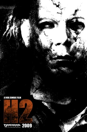 Halloween II - Movie Poster (thumbnail)