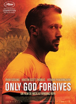 Only God Forgives - French Movie Poster (thumbnail)