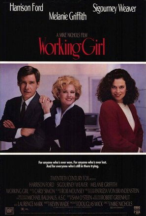 Working Girl - Movie Poster (thumbnail)