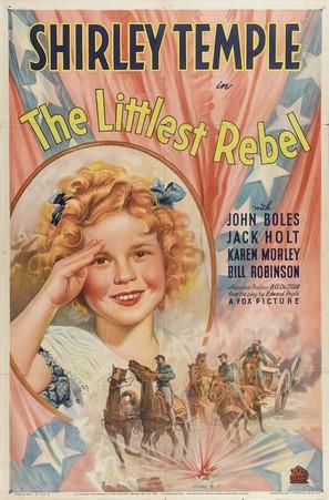 The Littlest Rebel - Movie Poster (thumbnail)