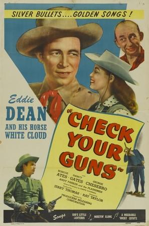Check Your Guns - Movie Poster (thumbnail)