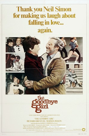 The Goodbye Girl - Movie Poster (thumbnail)