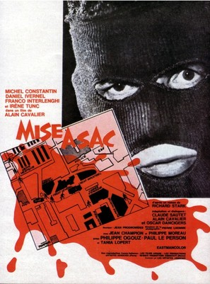 Mise à sac - French Movie Poster (thumbnail)