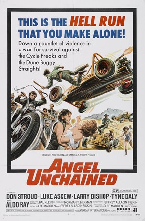 Angel Unchained - Movie Poster (thumbnail)