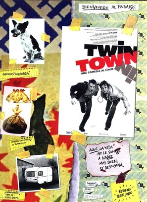 Twin Town - Spanish poster (thumbnail)