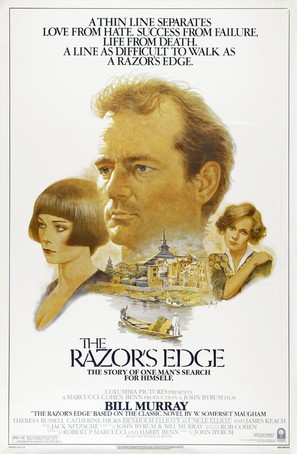 The Razor's Edge - Movie Poster (thumbnail)