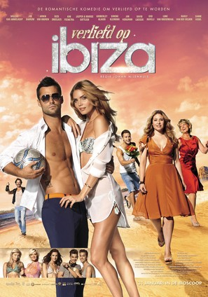 Verliefd op Ibiza - Dutch Movie Poster (thumbnail)