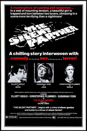 The Silent Partner - Movie Poster (thumbnail)