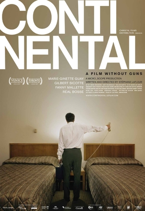 Continental, un film sans fusil - Canadian Movie Poster (thumbnail)