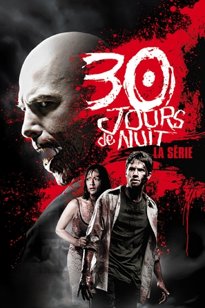 30 Days of Night: Dust to Dust - French Movie Cover (thumbnail)
