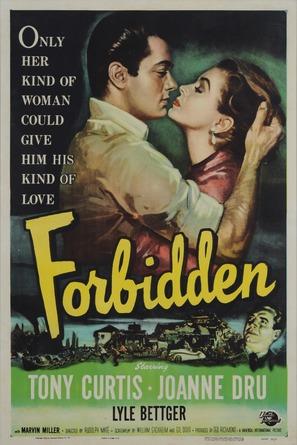 Forbidden - Movie Poster (thumbnail)
