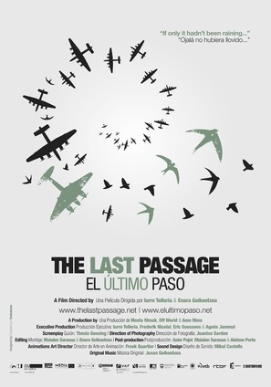 The Last Passage - British Movie Poster (thumbnail)